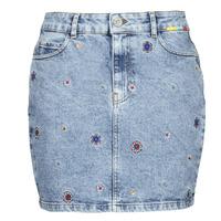 Odjeća Žene  Suknje Desigual LESLIE Blue