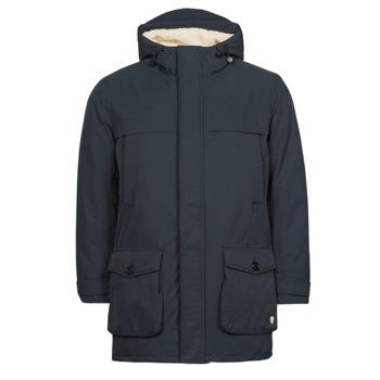 Odjeća Muškarci  Kaputi Armor Lux PARKA HERITAGE Blue