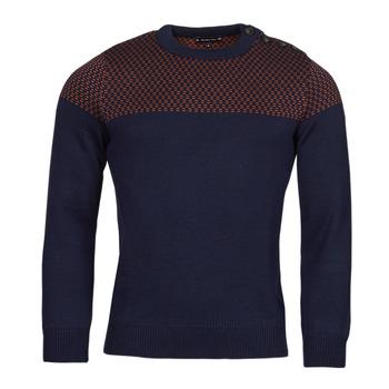 Odjeća Muškarci  Puloveri Armor Lux PULL MARIN REVISITE Blue