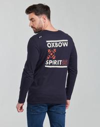 Odjeća Muškarci  Majice dugih rukava Oxbow N2TORJOK Blue