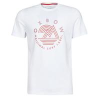 Odjeća Muškarci  Majice kratkih rukava Oxbow N2TOMSK Bijela