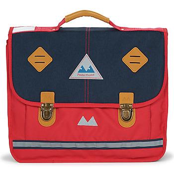 Torbe Dječak  Školske torbe Poids Plume NEW LIGHT CARTABLE Red