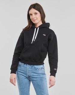 Odjeća Žene  Sportske majice Champion CHAMPION LOGO Crna