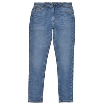 Odjeća Djevojčica Skinny traperice Pepe jeans PIXLETTE HIGH Blue