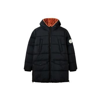 Odjeća Dječak  Pernate jakne Pepe jeans FRED Crna