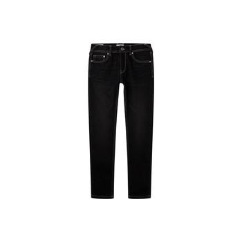 Odjeća Dječak  Skinny traperice Pepe jeans FINLY Blue / Zagasita