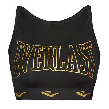 Odjeća Žene  Sportski grudnjaci Everlast DURAN Crna / Gold