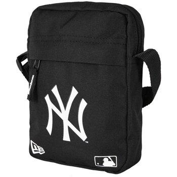 Torbe Sportske torbe New-Era NY Yankes Side Bag Crno