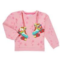 Odjeća Djevojčica Sportske majice Desigual MARGARA Ružičasta