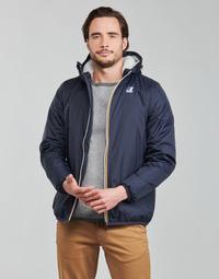 Odjeća Muškarci  Kratke jakne K-Way LE VRAI 3.0 CLAUDE ORSETTO Blue
