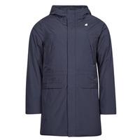 Odjeća Muškarci  Parke K-Way REMI RIPSTOP MARMOTTA Blue