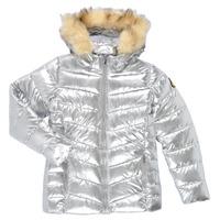 Odjeća Djevojčica Pernate jakne Kaporal BLAZE Srebrna