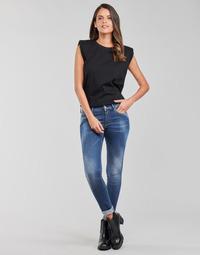 Odjeća Žene  Skinny traperice Replay LUZIEN Blue / Zagasita
