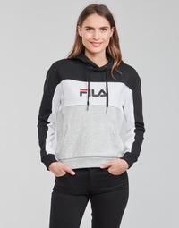 Odjeća Žene  Sportske majice Fila AQILA HOODY Siva / Bijela / Crna