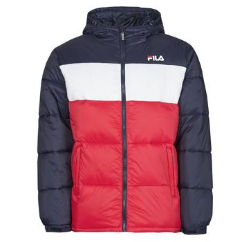 Odjeća Muškarci  Pernate jakne Fila SCOOTER PUFFER JACKET Red / Bijela