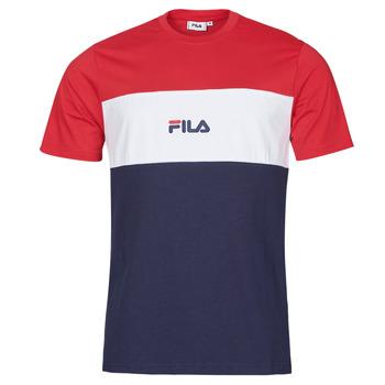 Odjeća Muškarci  Majice kratkih rukava Fila ANOKI Red / Bijela