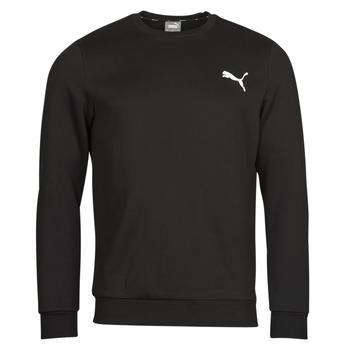 Odjeća Muškarci  Sportske majice Puma ESS CREW SWEAT FL Crna