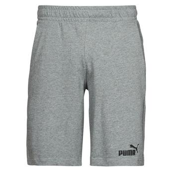 Odjeća Muškarci  Bermude i kratke hlače Puma ESS JERSEY SHORT Siva