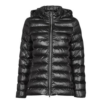 Odjeća Žene  Pernate jakne Geox ALHOUR MID Blue
