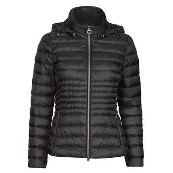 Odjeća Žene  Pernate jakne Geox JAYSEN HOOD Crna