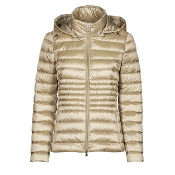 Odjeća Žene  Pernate jakne Geox JAYSEN HOOD Krem boja