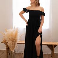 Odjeća Žene  Duge haljine Céleste PATCHOULI Crna
