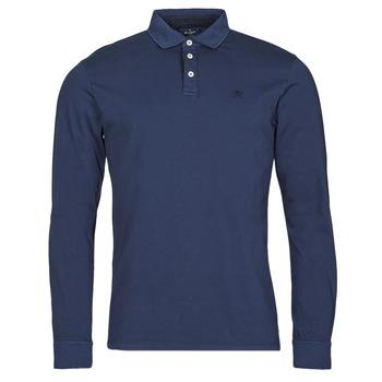 Odjeća Muškarci  Polo majice dugih rukava Hackett HM550879 Blue