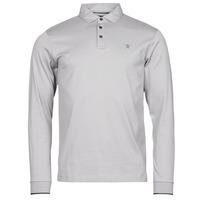 Odjeća Muškarci  Polo majice dugih rukava Hackett HM550880 Siva