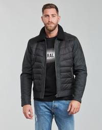 Odjeća Muškarci  Kratke jakne Kaporal AZID Crna