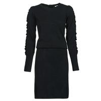 Odjeća Žene  Kratke haljine Kaporal DULL Crna