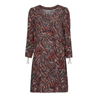 Odjeća Žene  Kratke haljine One Step FT30121 Red / Multicolour