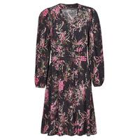 Odjeća Žene  Kratke haljine One Step FT30101 Crna / Multicolour