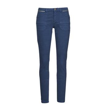 Odjeća Žene  Hlače s pet džepova One Step FT22021 Blue