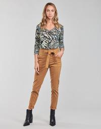 Odjeća Žene  Hlače s pet džepova One Step FT22111 Bež
