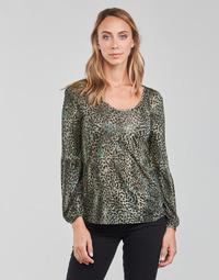 Odjeća Žene  Topovi i bluze One Step FT10021 Zelena