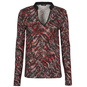 Odjeća Žene  Topovi i bluze One Step FT10191 Red / Multicolour