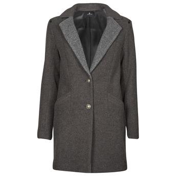 Odjeća Žene  Kaputi One Step FT44061 Kaki / Siva