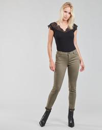 Odjeća Žene  Hlače s pet džepova Morgan PETRA Thyme