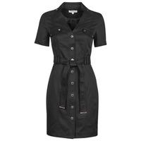 Odjeća Žene  Kratke haljine Morgan RVANYA Crna