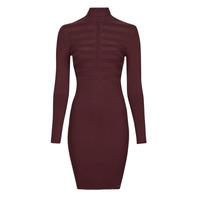 Odjeća Žene  Kratke haljine Morgan RMENTO Bordo