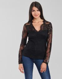 Odjeća Žene  Topovi i bluze Morgan TEMMA Crna
