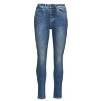 Odjeća Žene  Slim traperice Freeman T.Porter MERYLE S-SDM Blue / Svijetla