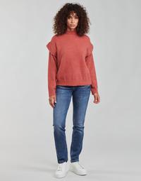 Odjeća Žene  Traperice ravnog kroja Freeman T.Porter ALEXA STRAIGHT SDM Blue / Zagasita