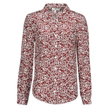 Odjeća Žene  Topovi i bluze Freeman T.Porter KATY MIRABILIS Red / Bijela