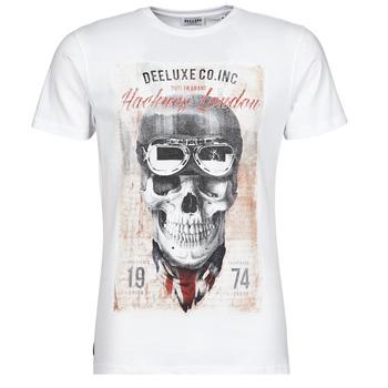 Odjeća Muškarci  Majice kratkih rukava Deeluxe CLEM Bijela