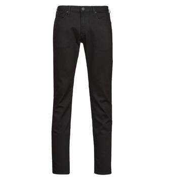 Odjeća Muškarci  Slim traperice Emporio Armani 8N1J06 Crna