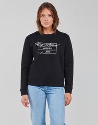 Odjeća Žene  Sportske majice Emporio Armani 6K2M7R Crna