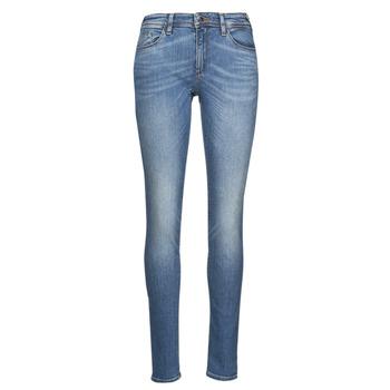 Odjeća Žene  Slim traperice Emporio Armani 6K2J28 Blue