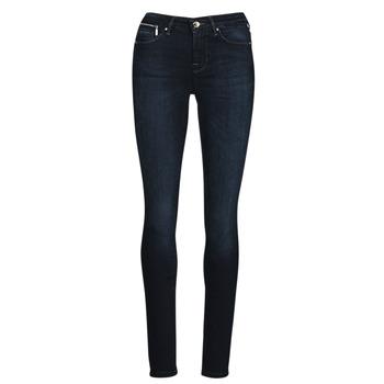Odjeća Žene  Slim traperice Only ONLISA Blue / Zagasita