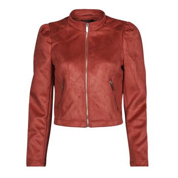 Odjeća Žene  Kožne i sintetičke jakne Only ONLSHELBY Ružičasta